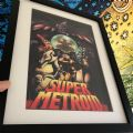 Super Metroid 3D Art Diorama